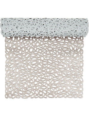 CHILEWICH Pebble table runner