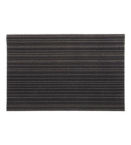 CHILEWICH Skinny Stripe doormat 71cm