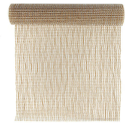 CHILEWICH Lattice table runner