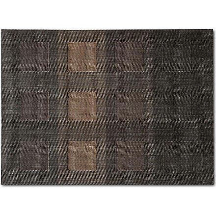 CHILEWICH Engineered Squares placemat