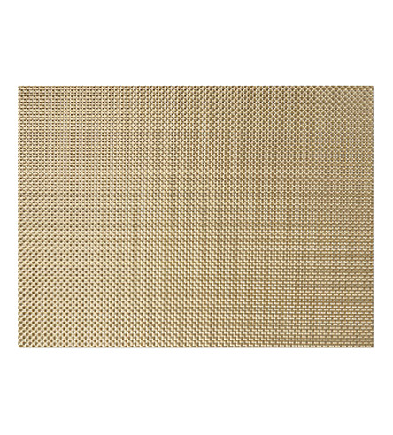 CHILEWICH Natural vinyl tablemat
