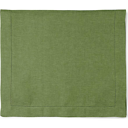 ALEXANDRE TURPAULT Florence table runner (Moss