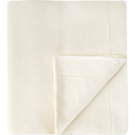 ALEXANDRE TURPAULT Florence tablecloth (Cream