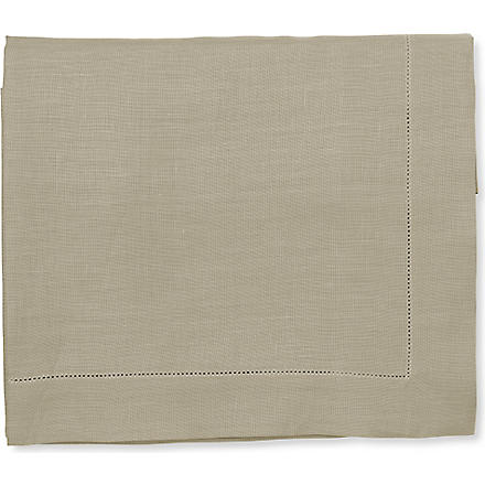 ALEXANDRE TURPAULT Florence tablecloth (Natural