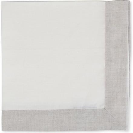 ALEXANDRE TURPAULT Harcour linen napkin