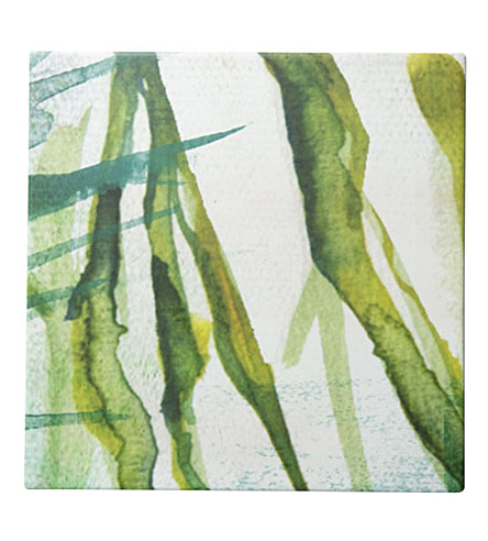 URBAN NATURE CULTURE Plants ceramic coaster