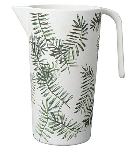 URBAN NATURE CULTURE Palm Tree bamboo pitcher