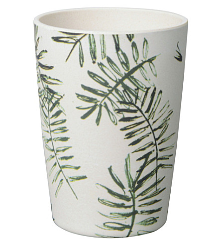 URBAN NATURE CULTURE Palm Tree bamboo tumbler