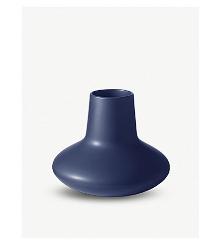 GEORG JENSEN Henning Koppel stone vase 18.5cm
