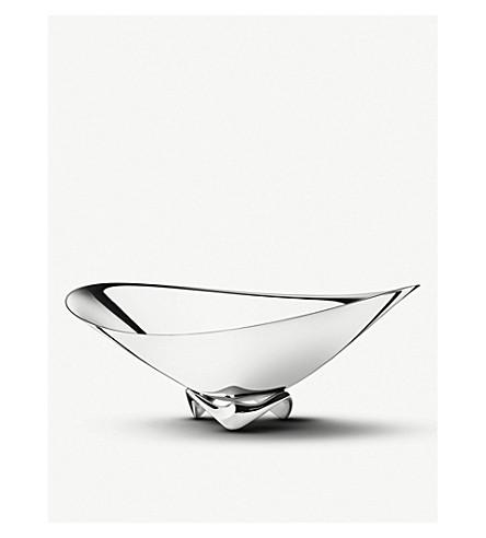 GEORG JENSEN Koppel Wave bowl 31cm