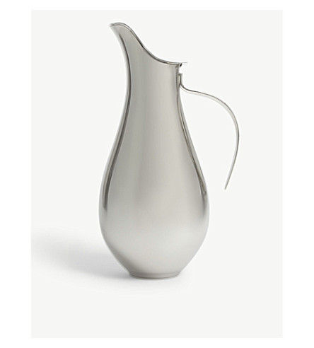 GEORG JENSEN ILSE stainless steel pitcher 1.2l