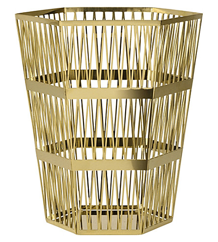 GHIDINI Tip Top steel paper basket