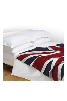 FS HOME COLLECTIONS Union Jack throw