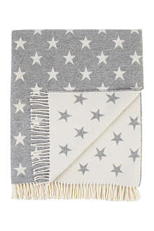 BRONTE Star throw