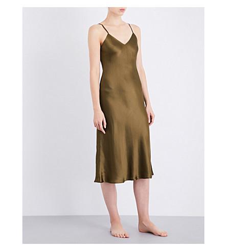 NK IMODE Nki excl living-wearmidi-slip (Bronze