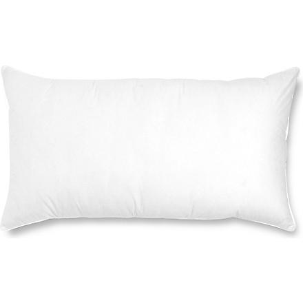 BRINKHAUS Swiss Chalet Hungarian goose down pillow 50cm x 90cm