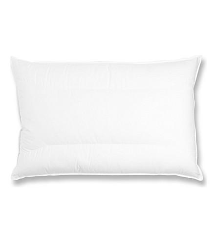 BRINKHAUS Sapphire Hungarian goose down support pillow 50cm x 75cm