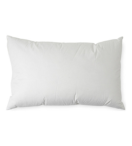 BRINKHAUS Goose down surround pillow 50cm x 75cm