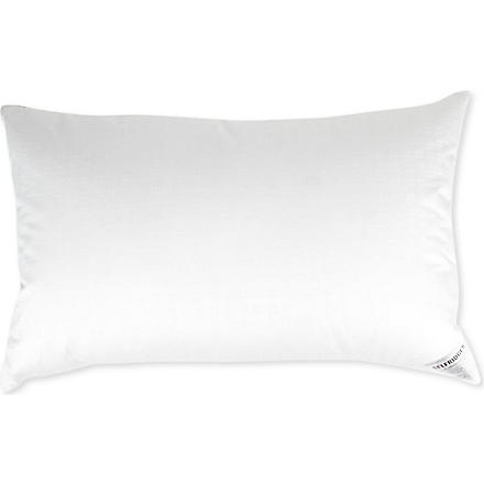 SELFRIDGES Selfridges Hungarian goose down pillow (White