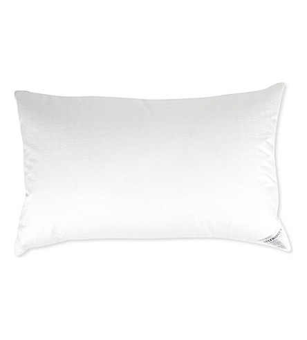 SELFRIDGES Hungarian goose down pillow (White
