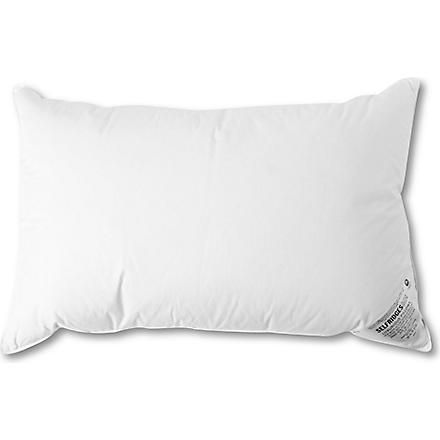 SELFRIDGES New white goose down surround pillow (White