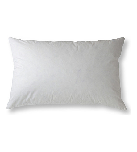 SELFRIDGES Goose feather and down pillow