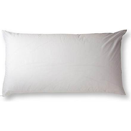 SELFRIDGES Cotton pillow protector (White