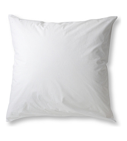 SELFRIDGES Cotton pillow protector 65cm (White