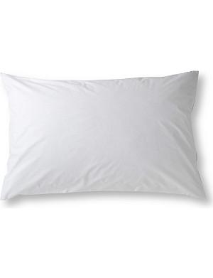 SELFRIDGES Cotton pillow protector 50cm