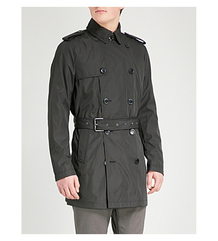 MICHAEL KORS 3-in-1 shell coat (Black