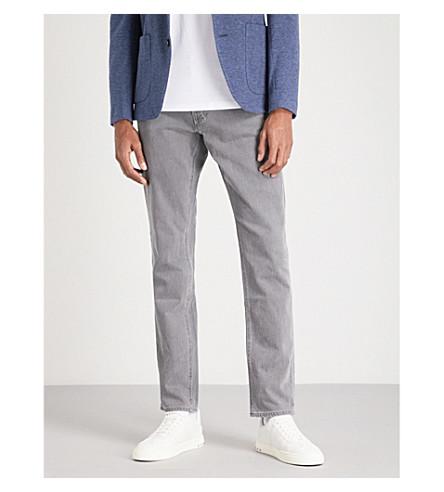 MICHAEL KORS Parka slim-fit straight jeans (Nyack