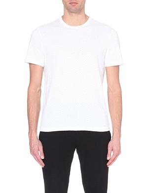 MICHAEL KORS Pin dot cotton t-shirt