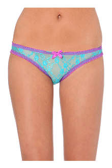 L'AGENT BY AGENT PROVOCATEUR Monica mini briefs