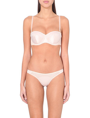 L'AGENT BY AGENT PROVOCATEUR Penelope strapless bra