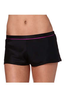 L'AGENT BY AGENT PROVOCATEUR Coleta silk shorts
