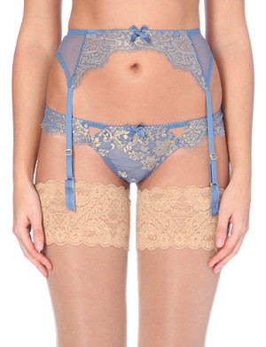 L'AGENT BY AGENT PROVOCATEUR Iana suspenders