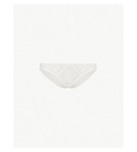 Bluebella新星网三角裤 (象牙