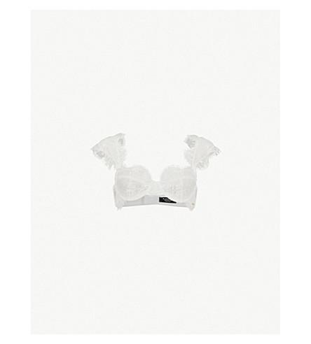 Bluebella滨海蕾丝带钢圈胸罩 (象牙