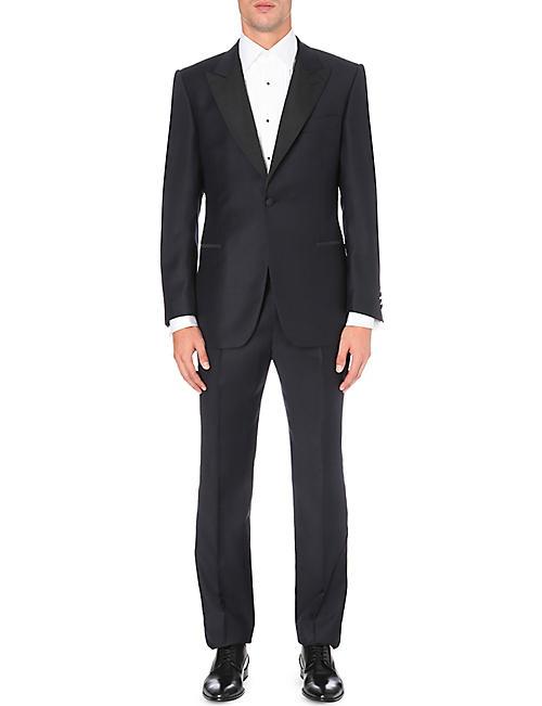 Suits & tailoring - Clothing - Mens - Selfridges   Shop Online