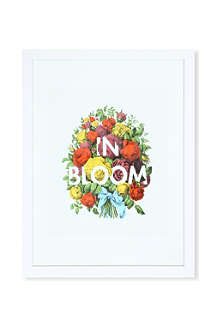 EAST END PRINTS In Bloom framed print