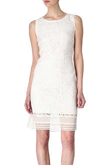 ELIE TAHARI Jette floral lace dress