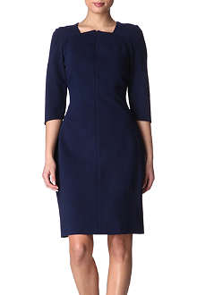 ELIE TAHARI Amira zip-front dress