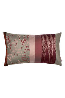 CLARISSA HULSE Patchwork cushion