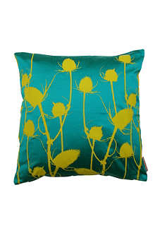 CLARISSA HULSE Teasle silk cushion