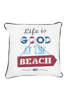 LEXINGTON Life is Good at the Beach cushion