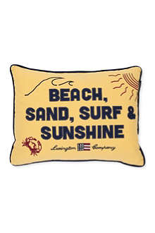 LEXINGTON Surf and Sunshine cushion