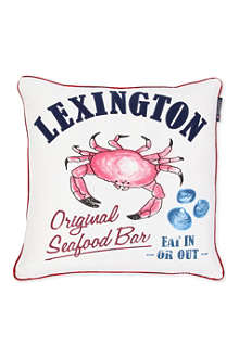 LEXINGTON Crab cushion