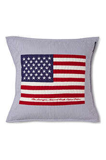 LEXINGTON Stars and stripes cushion