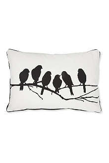 FERM LIVING Lovebirds cushion