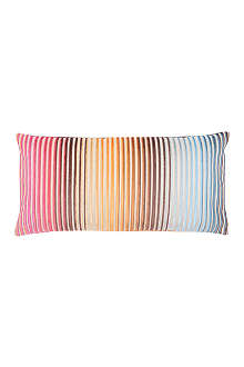 MISSONI HOME Jacaranda stripe cushion